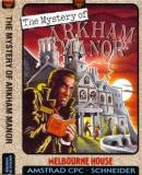 Carátula de Mystery Of Arkham Manor, The