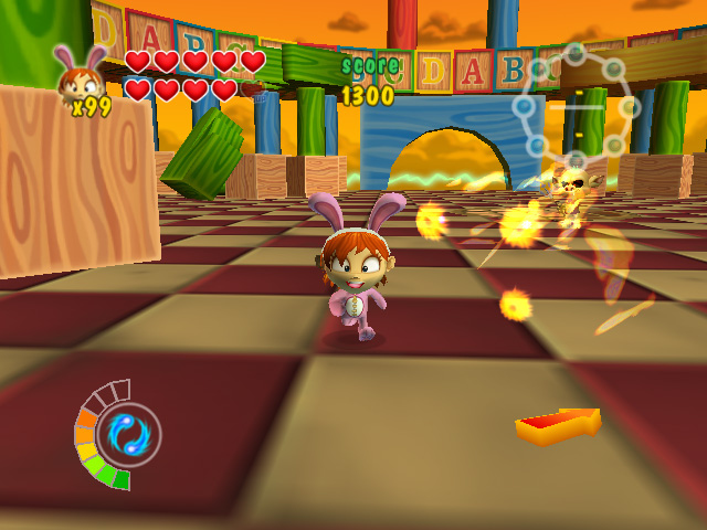 Pantallazo de Myth Makers: Trixie in Toyland para Wii