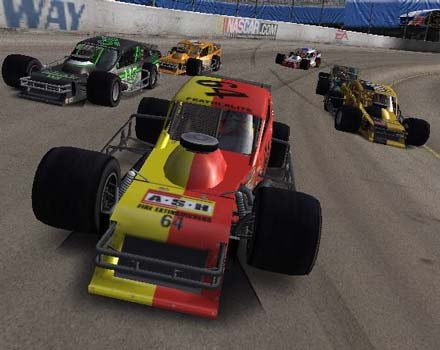 Pantallazo de NASCAR 2005: Chase for the Cup para Xbox