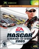 Caratula nº 106163 de NASCAR 2005: Chase for the Cup (200 x 283)