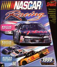 Caratula de NASCAR Racing 1999 Edition para PC