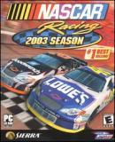 Carátula de NASCAR Racing 2003 Season