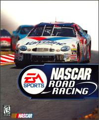 Caratula de NASCAR Road Racing para PC