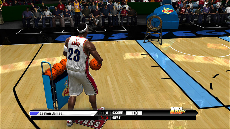Pantallazo de NBA 07 para PlayStation 3