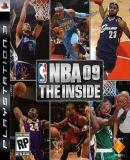 Carátula de NBA 09 The Inside