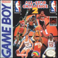 Caratula de NBA All-Star Challenge 2 para Game Boy
