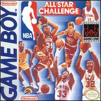 Caratula de NBA All-Star Challenge para Game Boy