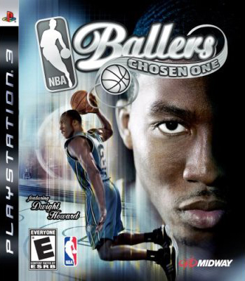 Caratula de NBA Ballers: Chosen One para PlayStation 3