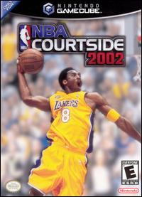 Caratula de NBA Courtside 2002 para GameCube
