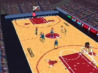Pantallazo de NBA In the Zone \'98 para Nintendo 64
