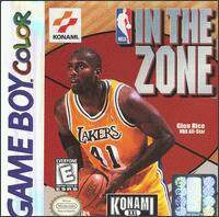 Caratula de NBA In the Zone para Game Boy Color