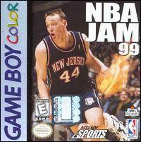 Caratula de NBA Jam 99 para Game Boy Color