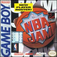 Caratula de NBA Jam para Game Boy