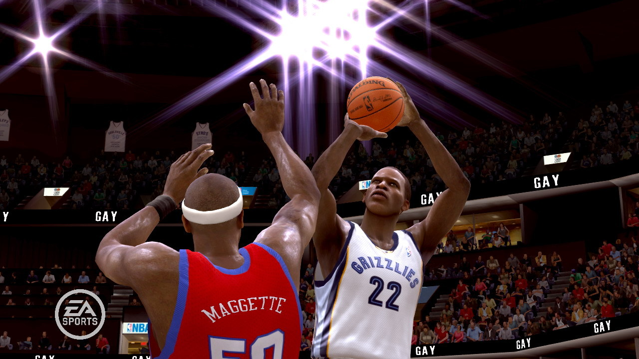 Pantallazo de NBA Live 09 para PlayStation 3