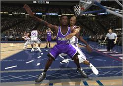 Pantallazo de NBA Live 2004 para PlayStation 2