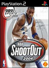 Caratula de NBA ShootOut 2004 para PlayStation 2