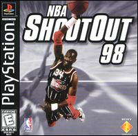 Caratula de NBA ShootOut 98 para PlayStation