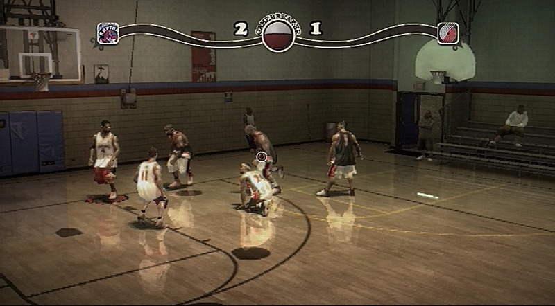 Pantallazo de NBA Street Homecourt para PlayStation 3
