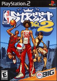 Caratula de NBA Street Vol. 2 para PlayStation 2