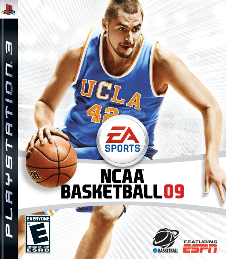 Caratula de NCAA Basketball 09 para PlayStation 3