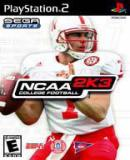 Carátula de NCAA College Football 2K3