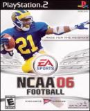 Carátula de NCAA Football 06
