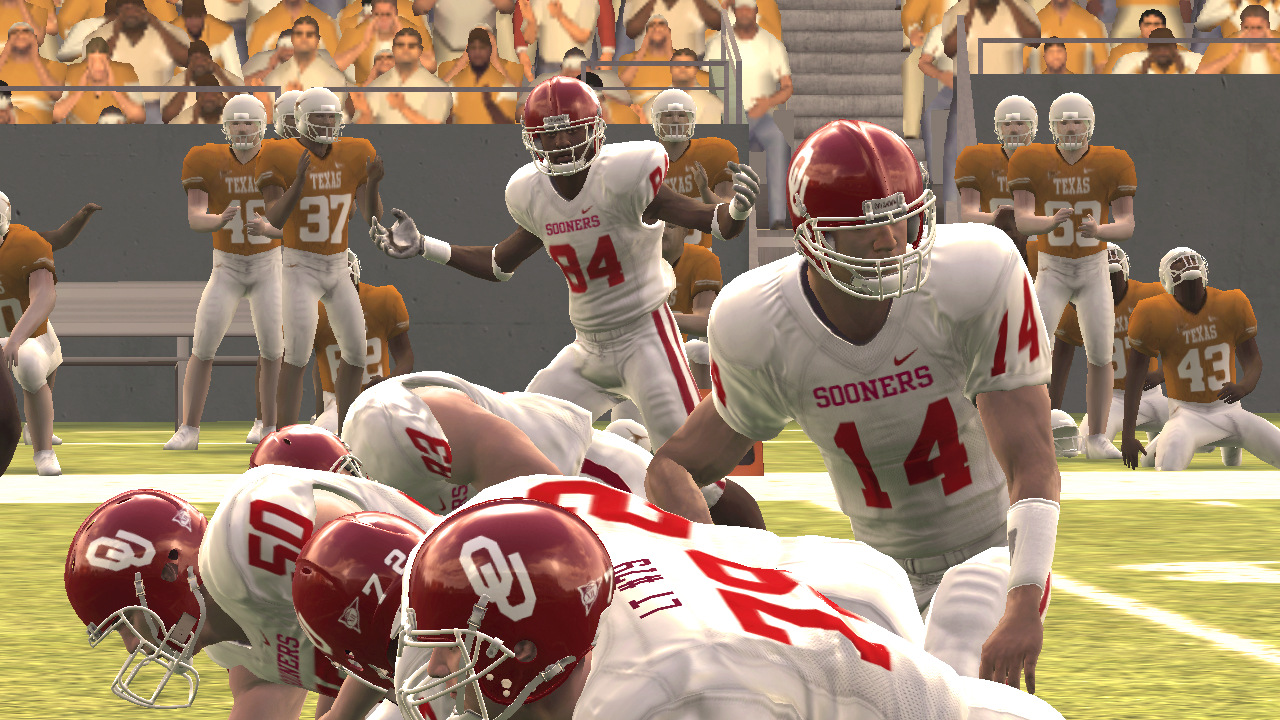Pantallazo de NCAA Football 09 para PlayStation 3