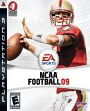 Carátula de NCAA Football 09