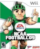 Caratula nº 125543 de NCAA Football 09 (334 x 473)