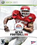 Caratula nº 123481 de NCAA Football 09 (640 x 907)
