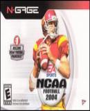 Carátula de NCAA Football 2004