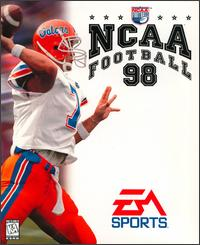 Caratula de NCAA Football 98 para PC