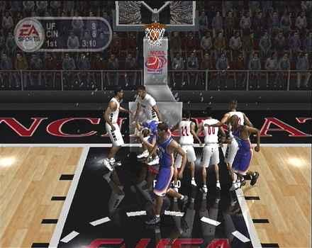 Pantallazo de NCAA March Madness 2002 para PlayStation 2