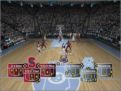 Pantallazo de NCAA March Madness 2005 para Xbox