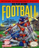 Carátula de NES Play Action Football