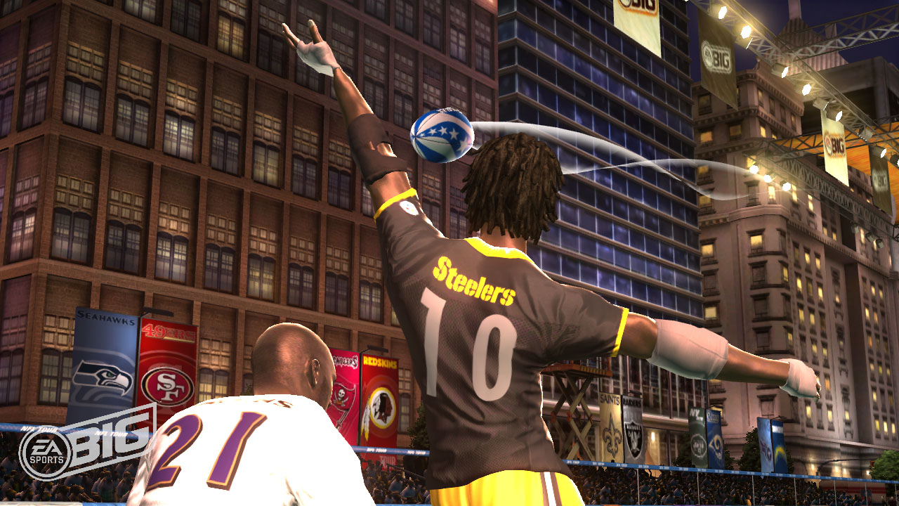 Pantallazo de NFL Tour para PlayStation 3