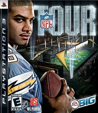 Caratula de NFL Tour para PlayStation 3