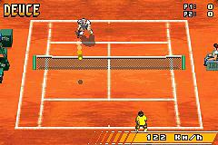 Pantallazo de NGT: Next Generation Tennis para Game Boy Advance