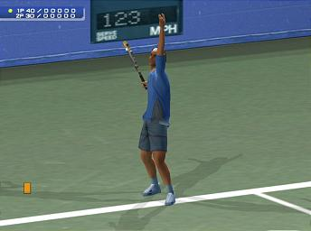 Pantallazo de NGT: Next Generation Tennis para PC