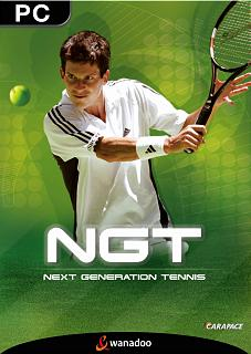 Caratula de NGT: Next Generation Tennis para PC