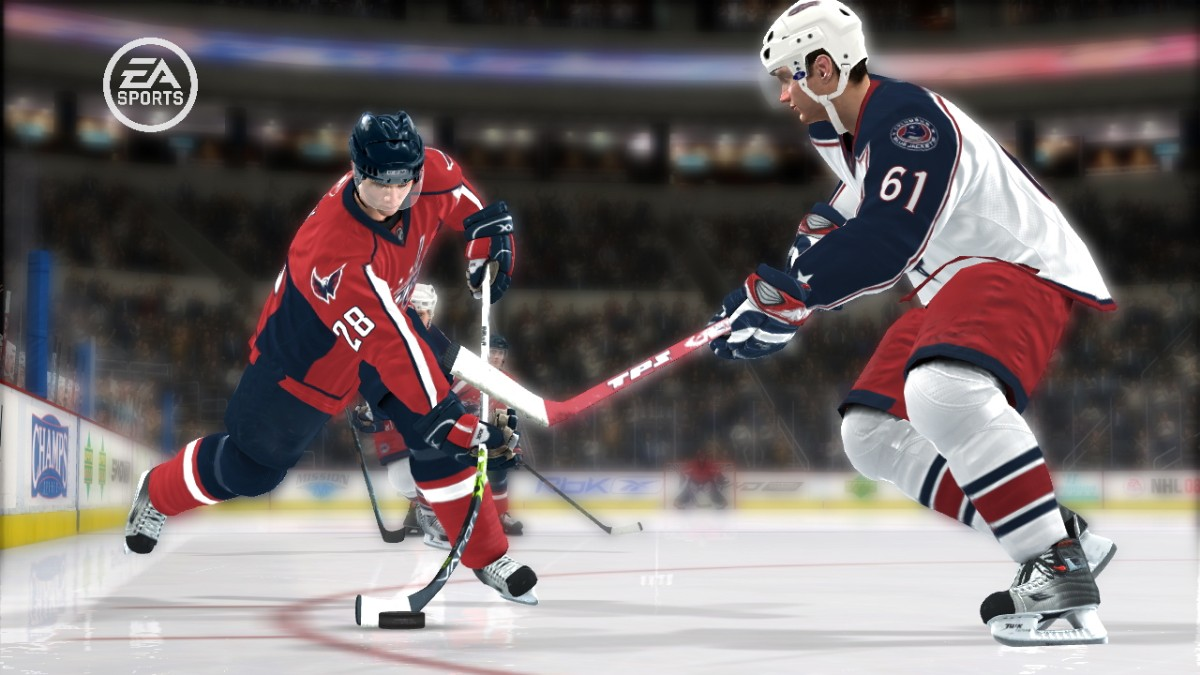Pantallazo de NHL 08 para PlayStation 3