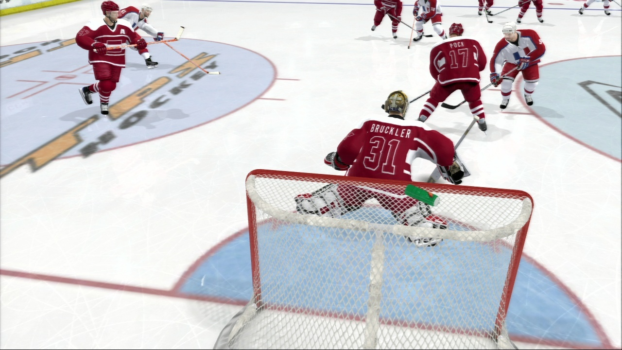 Pantallazo de NHL 09 para PlayStation 3