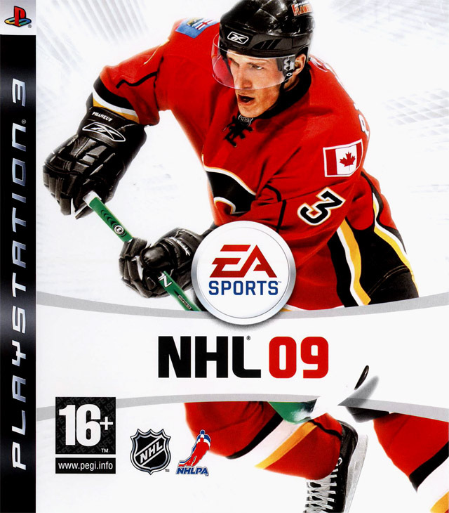 Caratula de NHL 09 para PlayStation 3