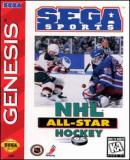 Caratula nº 29940 de NHL All-Star Hockey 95 (200 x 283)