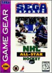 Caratula de NHL All-Star Hockey para Gamegear