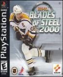 Carátula de NHL Blades of Steel 2000