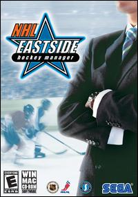 Caratula de NHL Eastside Hockey Manager para PC