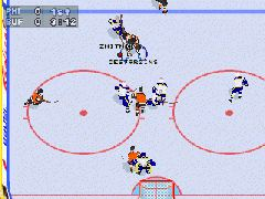 Pantallazo de NHL Powerplay '96 para PC