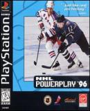 Carátula de NHL Powerplay 96