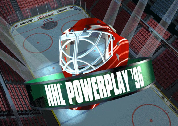 Pantallazo de NHL Powerplay para PlayStation